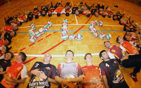 Club de Volley Loisir Adultes à Clisson