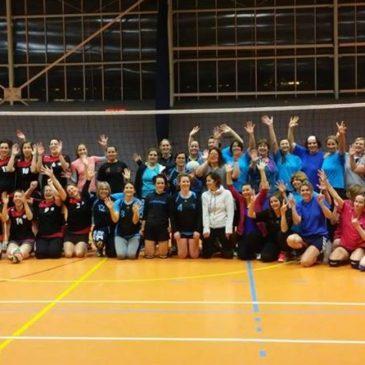Tournoi volley féminin – Clisson le 20 mars 2019